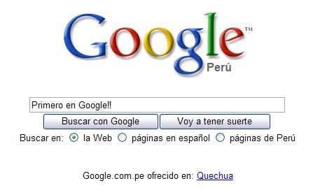 Conseguir tráfico en Google