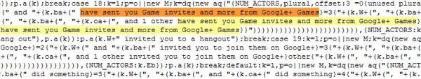 ¿Se viene Google+ Games? - 1