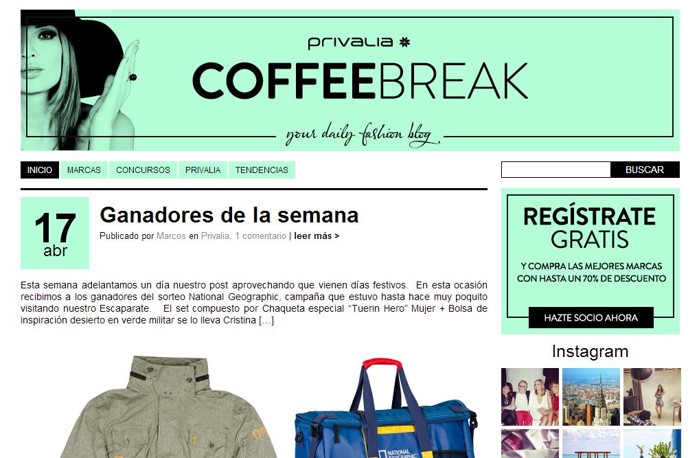 C mo puede ayudarte un blog a vender m s en tu ecommerce for Similar a privalia