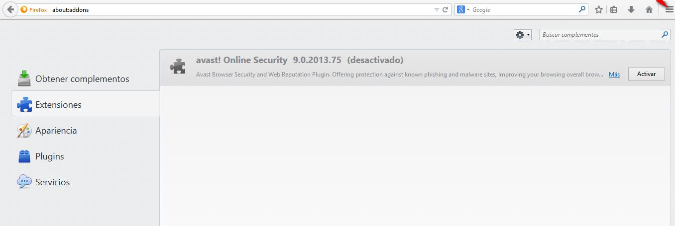 Desinstalar secuestrador del navegador - Paso 9