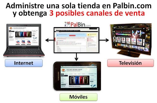 Palbin en Internet Moviles y Televisión