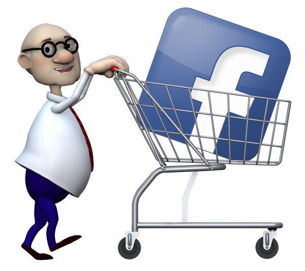 Palbin vender en Facebook crear tienda en facebook
