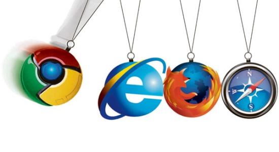 Verificación de Google, Internet Explorer, Firefox